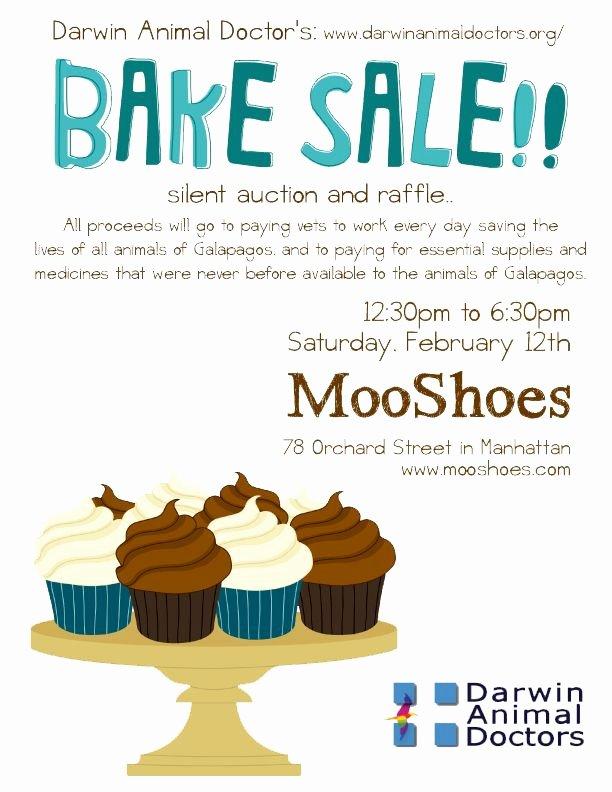 Bake Sale Fundraiser Flyer Template Lovely Sample Bake Sale Flyer Fall Party In 2019