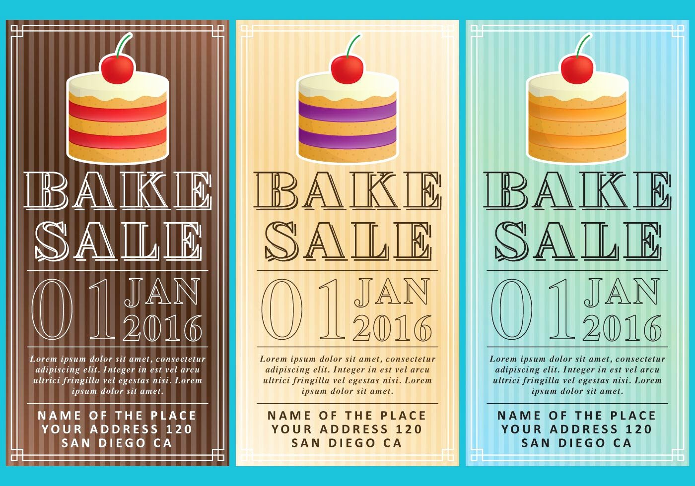 Bake Sale Fundraiser Flyer Template New Bake Sale Flyers Download Free Vectors Clipart Graphics & Vector Art