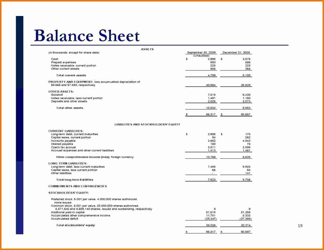Balance Sheet Example Pdf Inspirational Simple Balance Sheet Authorization Letter Pdf – Kukkoblock