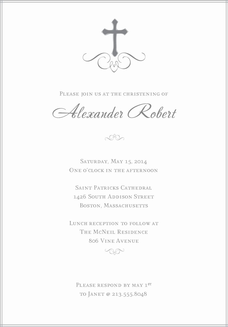 Baptism Invitation Template Microsoft Word Lovely Baptism Invitations Templates Free Download Daughter & son
