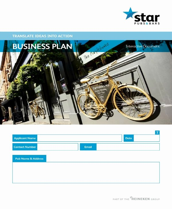 Bar Business Plan Pdf Inspirational 14 Bar Business Plan Templates Pdf Word
