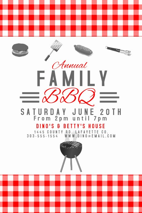 Barbeque Flyer Templates Free Elegant Customize 1 170 Barbecue Templates