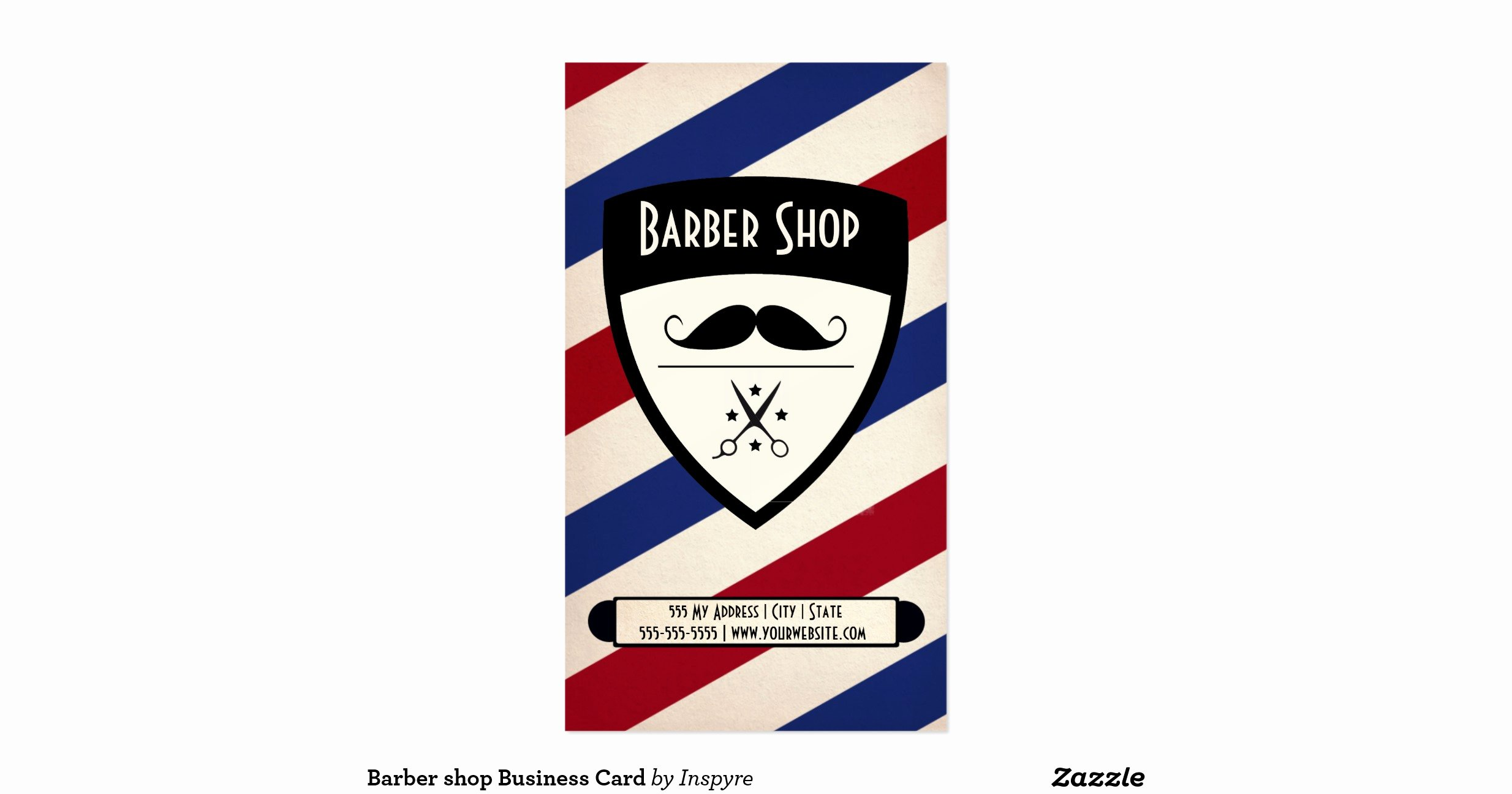Barber Shop Business Card Awesome Barber Shop Business Card Ra0f203f89fa9445c85f0db3791b4a064 I579g 8byvr 1200 View Padding