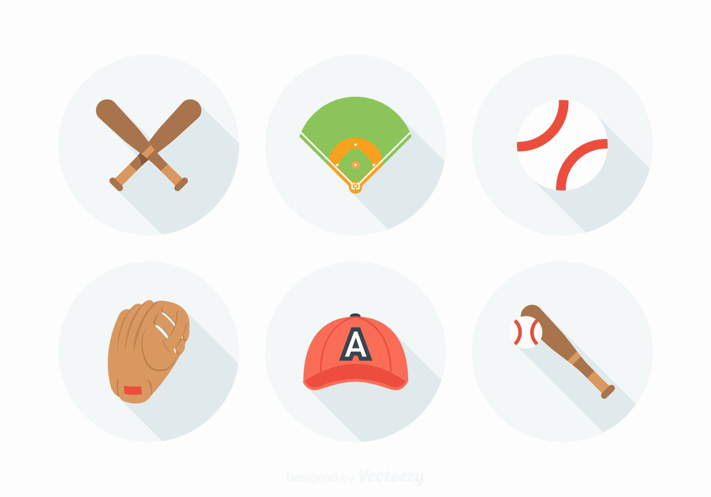 Baseball Bat Vector Free New Free Baseball Vector Icons Download Free Vector Art Stock Graphics &
