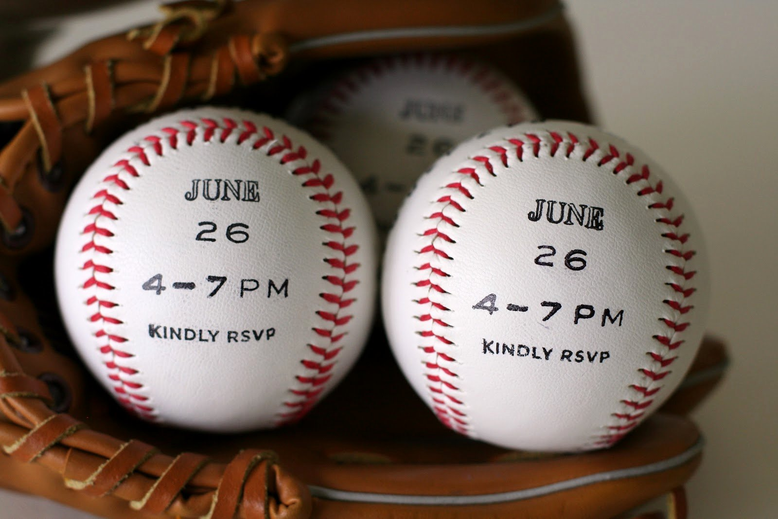 Baseball Birthday Party Invitations Beautiful Notable Nest Baseball Party Invitations