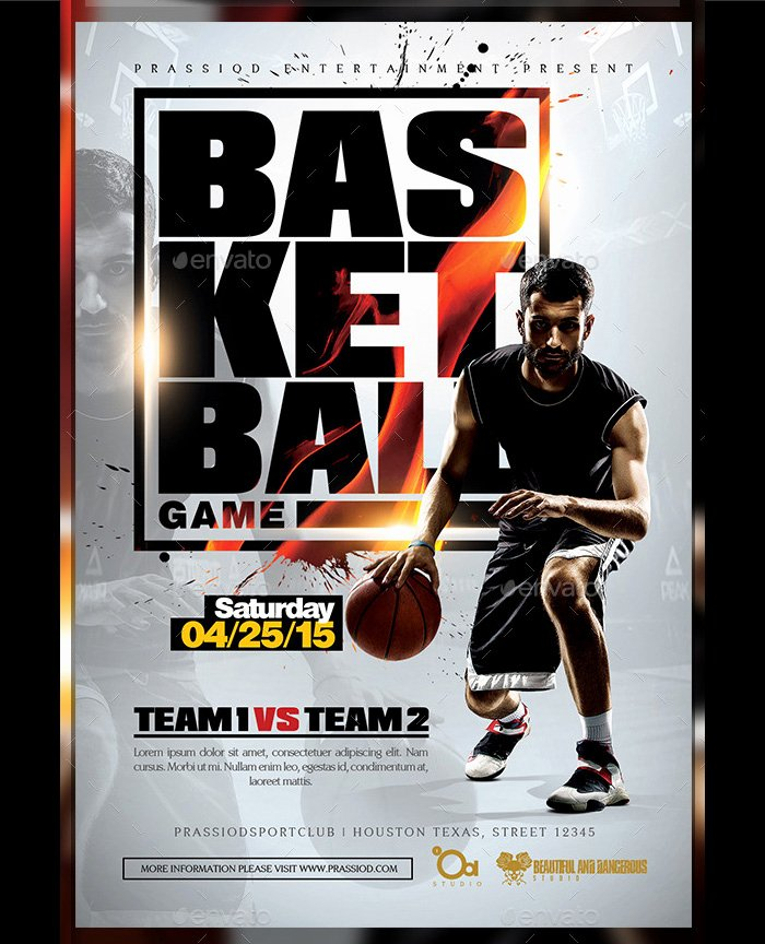 Basketball Camp Flyer Template Best Of 36 Basketball Flyer Psd Templates Free & Premium Designyep