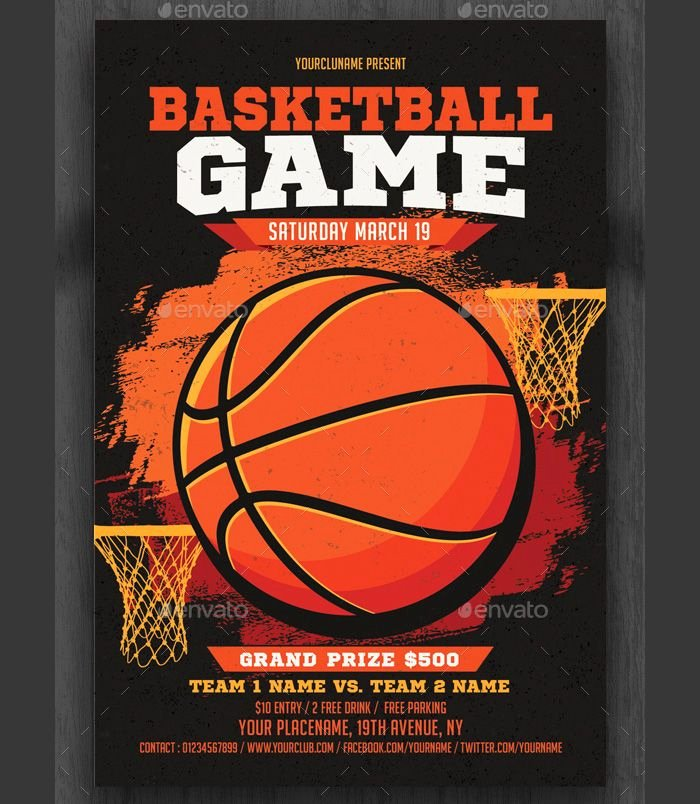 Basketball Camp Flyer Template Elegant 121 Best Flyer Templates Images On Pinterest