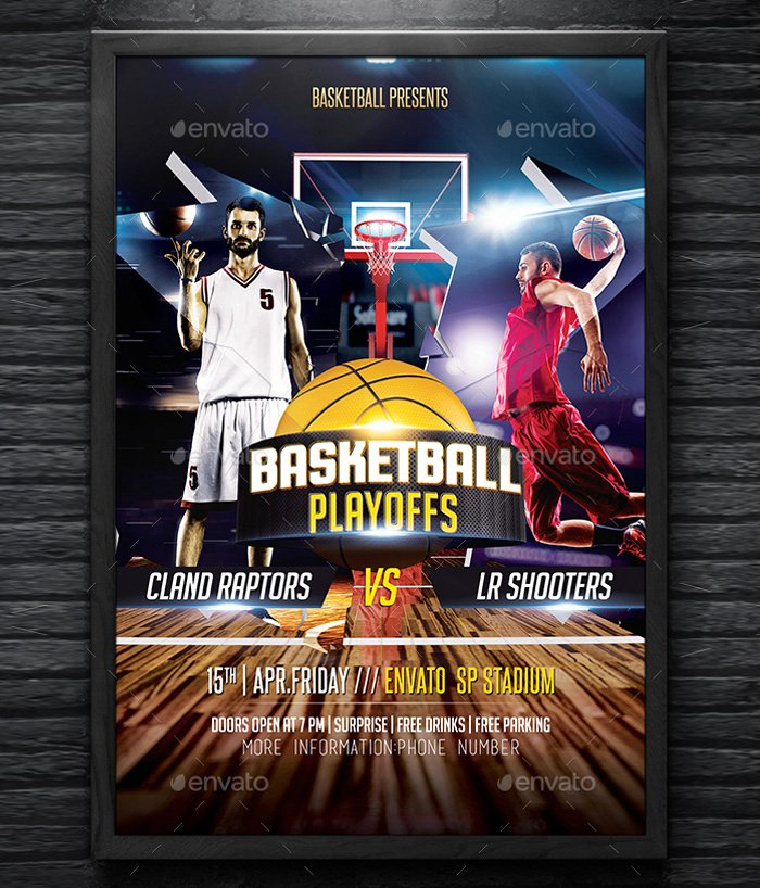 Basketball Camp Flyer Template Elegant 36 Basketball Flyer Psd Templates Free & Premium Designyep