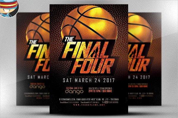 Basketball Camp Flyer Template Inspirational 31 Basketball Flyer Templates Free & Premium Download