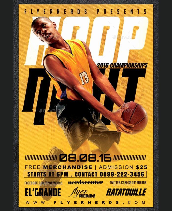 Basketball Camp Flyer Template Lovely 36 Basketball Flyer Psd Templates Free & Premium Designyep