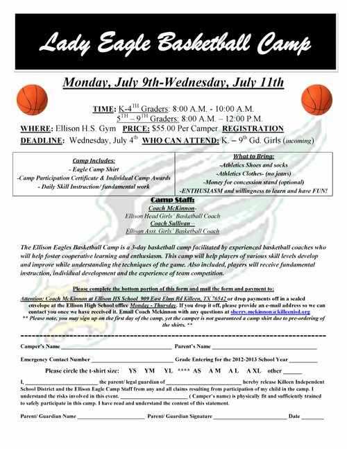 Basketball Camp Flyer Template New Flyer Design Gallery Category Page 20 Designtos