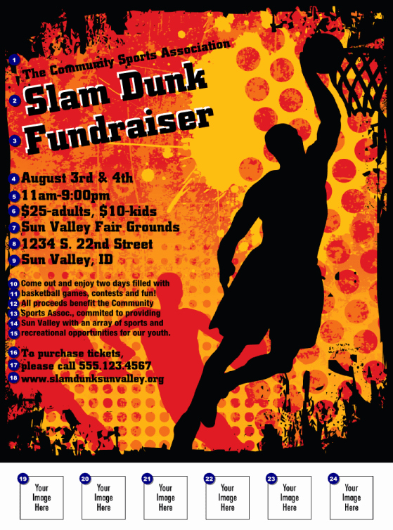 Basketball tournament Flyer Template Lovely 15 Basketball Flyer Templates Excel Pdf formats