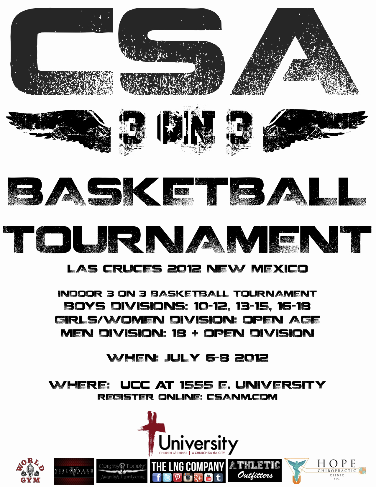 Basketball tournament Flyer Template New 3 3 Basketball Flyers – Free Download