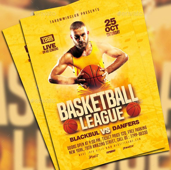 Basketball Tryout Flyer Template Fresh 35 Nice Basketball Poster Templates – Desiznworld