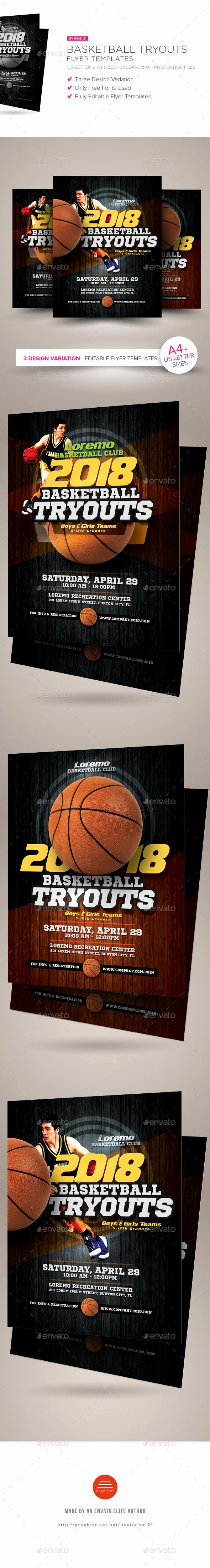 Basketball Tryout Flyer Template Inspirational 227 Best Flyer Templates Images On Pinterest