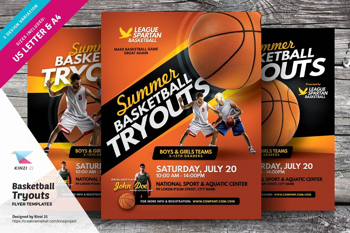 Basketball Tryout Flyer Template Luxury Basketball Tryouts Flyer Templates Flyer Templates
