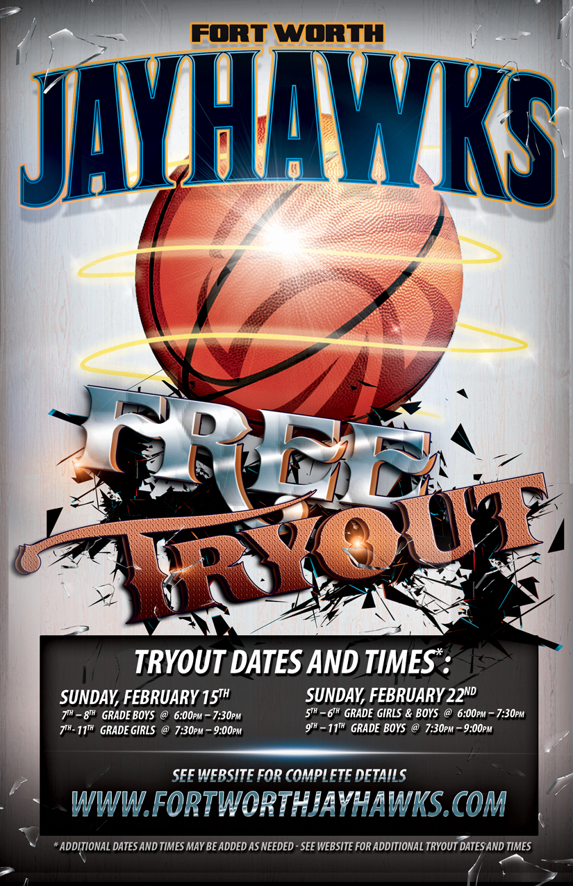 Basketball Tryout Flyer Template New Flyer Design Gallery Category Page 20 Designtos