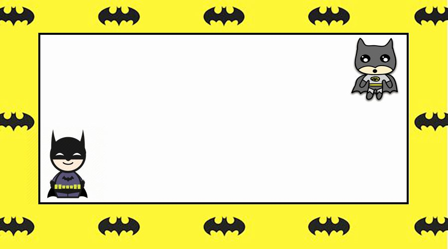 Batman Birthday Invitation Templates Fresh Batman Free Printable Invitation Templates