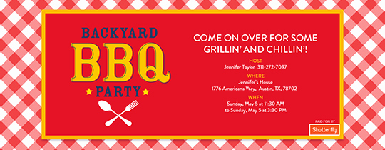 Bbq Invitation Template Word Fresh Free Line Bbq Invitations
