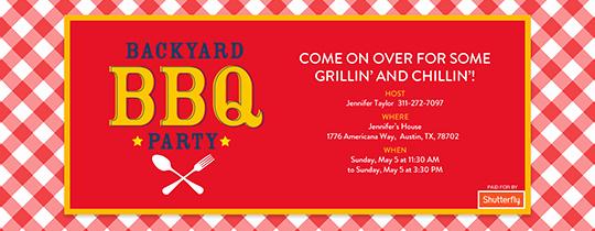 Bbq Invitation Template Word Fresh Free Line Bbq Invitations