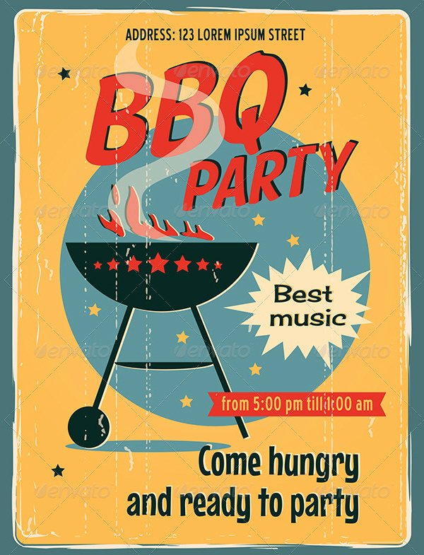 Bbq Invitation Template Word Luxury 52 Bbq Invitation Templates Psd Vector Eps Ai