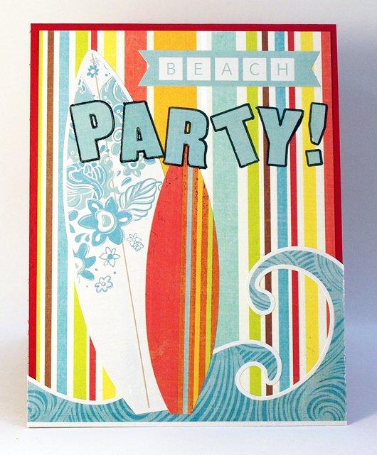 Beach Birthday Party Invitations Lovely Beach Party Invitations – Scrapmaster S Paradise