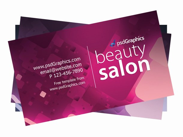 Beauty Salon Business Card Beautiful 50 Best Free Psd Business Card Templates Download