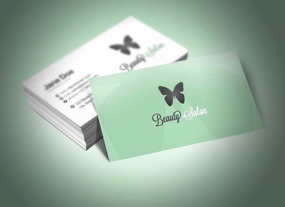 Beauty Salon Business Card Fresh Best 25 Salon Business Cards Ideas On Pinterest