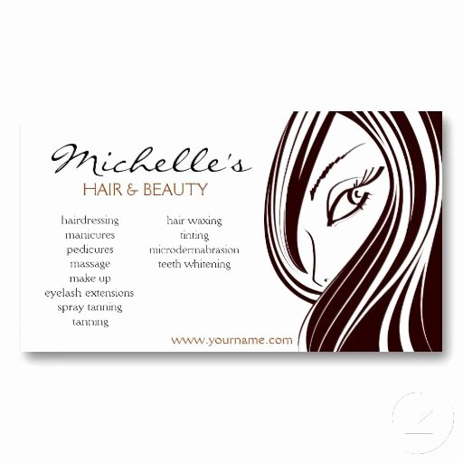 Beauty Salon Business Card Inspirational 18 Best Eyelash Extension Business Cards Images On Pinterest