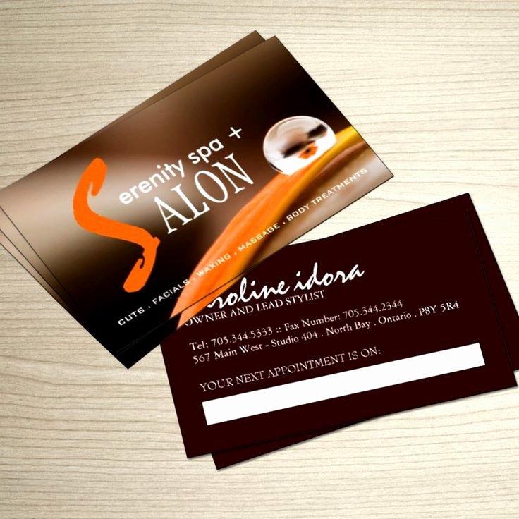Beauty Salon Business Cards Unique 17 Best Images About Hair Salon Business Card Templates On Pinterest