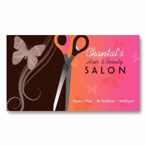 Beauty Salon Business Cards Unique 19 Best Images About Hair Stylist Business Cards Templates On Pinterest