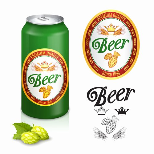 Beer Label Template Illustrator Awesome Cool Looking Beer Label Designs You Need to See