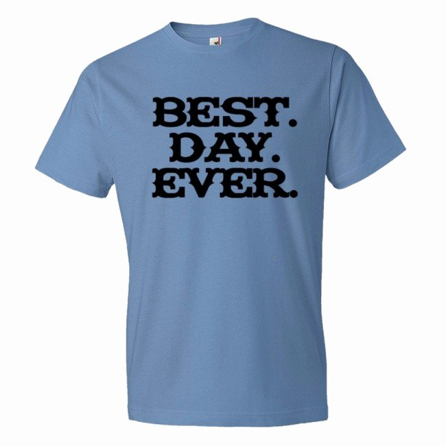 Best Fonts for T Shirts Best Of Best Day Ever Mad Magazine Font Tee Shirt