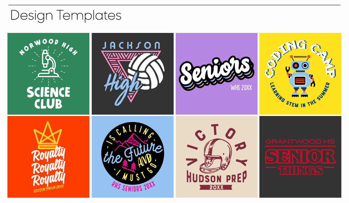 Best Fonts for T Shirts Fresh Best Fonts for School T Shirts Custom Ink