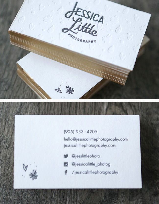 Best Photography Business Card Luxury Standing Out as A Grapher 16 Of the Best Graphy Business Cards
