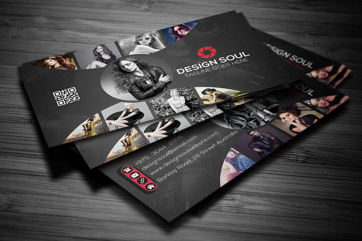 Best Photography Business Card Unique 11 Graphy Business Card Designs and Examples Psd Ai