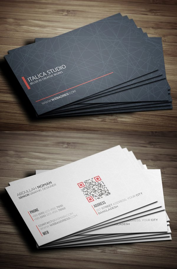 Best Photography Business Cards Best Of 25 New Professional Business Card Psd Templates Design