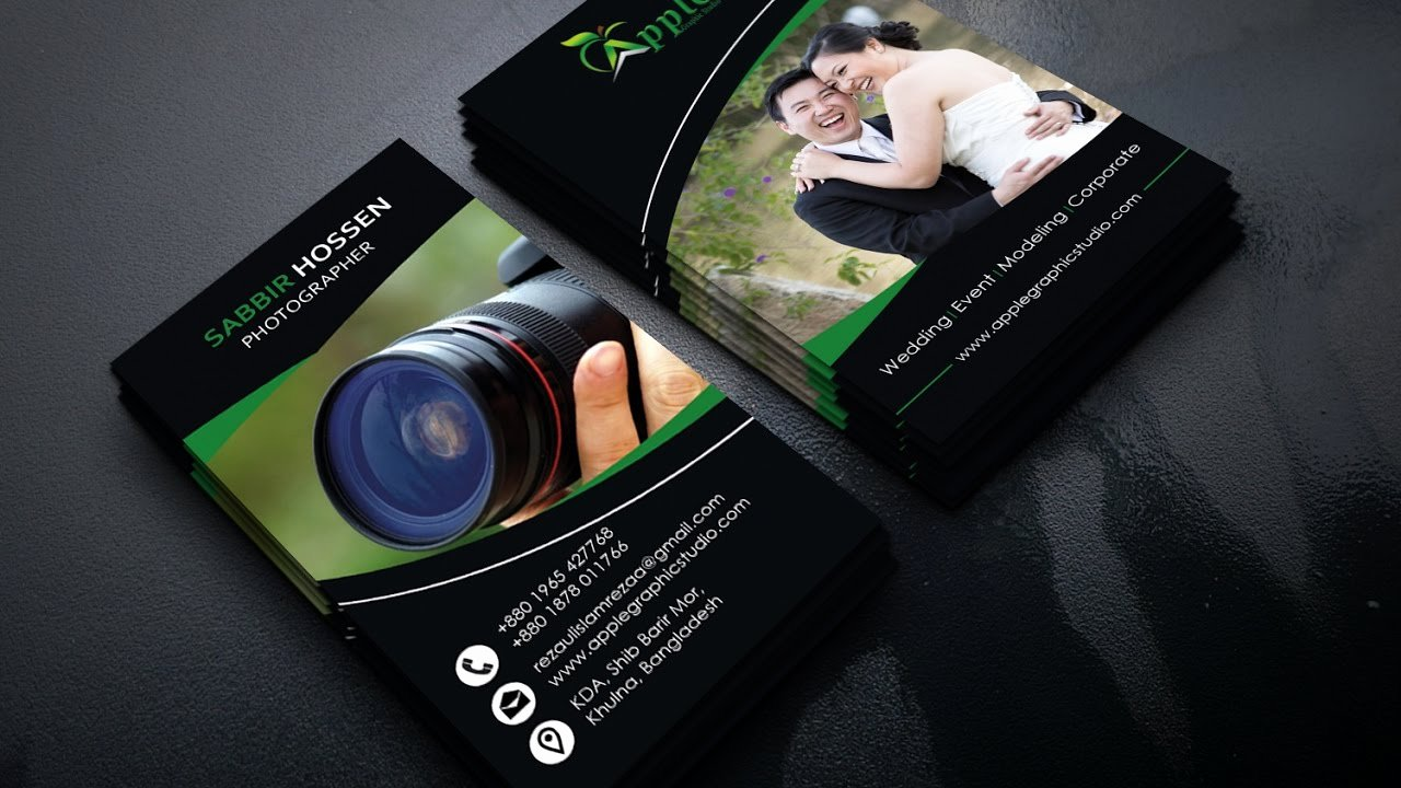 Best Photography Business Cards Best Of How to Design A Graphy Business Card