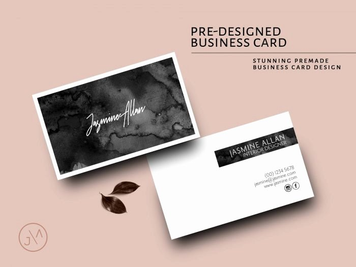 Best Photography Business Cards Inspirational the Best Etsy Business Cards for Wedding Graphers