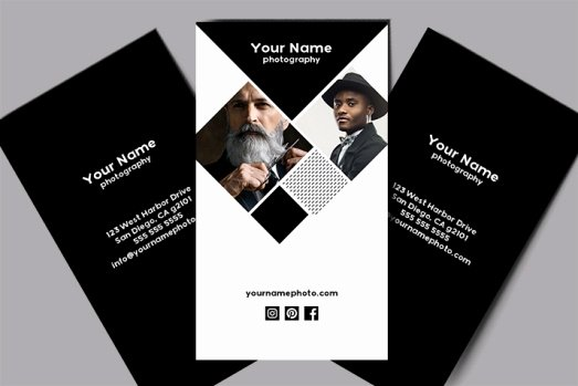 Best Photography Business Cards Luxury 18 Best Free Graphy Business Card Templates