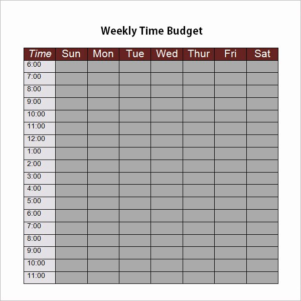 Bi Weekly Budget Worksheet Pdf Best Of 26 Free Bi Weekly Bud Templates Ms Fice Documents