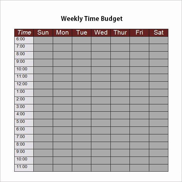 Bi Weekly Budget Worksheet Pdf Best Of 26 Free Bi Weekly Bud Templates Ms Fice Documents