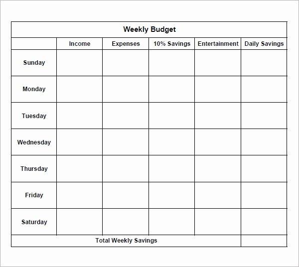 Bi Weekly Budget Worksheet Pdf New Free 9 Examples Of Bi Weekly Bud Templates In Google Docs Google Sheets Ms Excel
