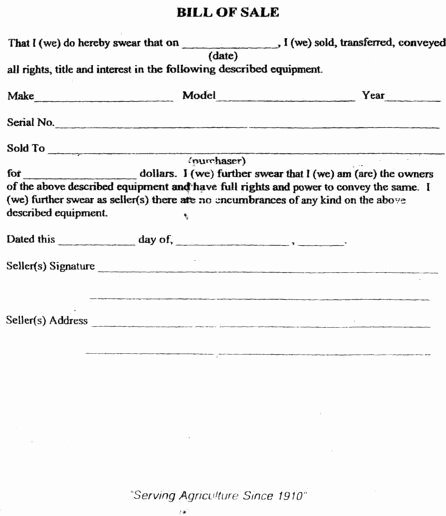 Bill Of Sale for Equipment Elegant 1000 Images About Real Estate forms Word On Pinterest