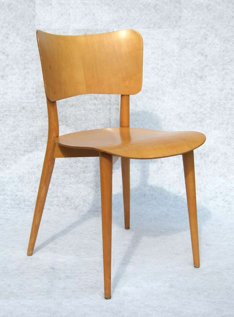 "Bill Of Sale for Furniture Fresh Max Bill Chair ""kreuzzargenstuhl "" Switzerland 1950s for Sale at 1stdibs"