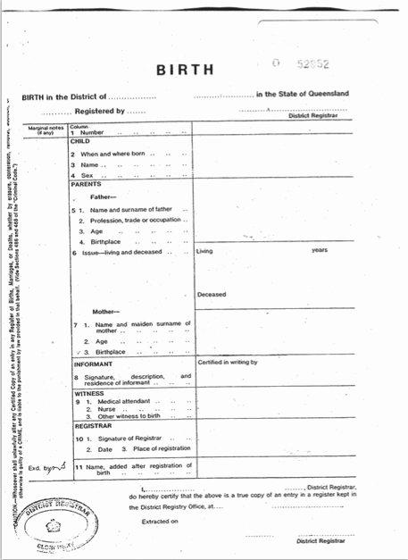 Birth Certificate Template Word Fresh 15 Birth Certificate Templates Word & Pdf Template Lab