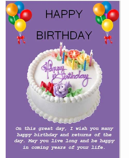 Birthday Card Template Word Fresh 24 Of Birthday Template for Word