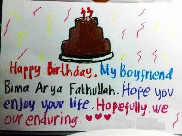 Birthday Letter for Boyfriend Awesome 100 Happy Birthday Quotes for Boyfriend Cute & Romantic