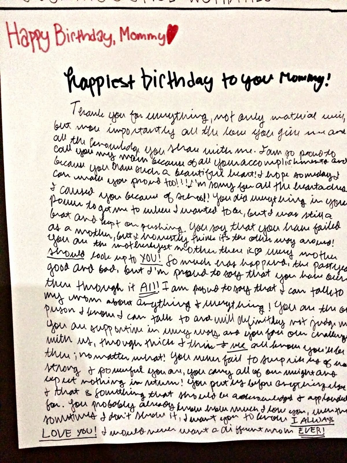 Birthday Letter for Boyfriend Fresh Happy Birthday Letter to Boyfriend
