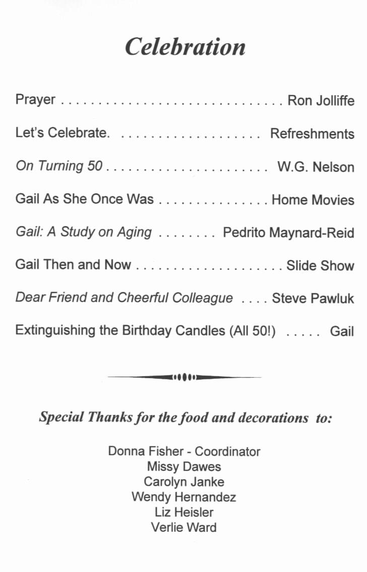 Birthday Party Program Template Inspirational Best S Of for Birthday Dinner Program Sample Birthday Party Program Sample 80th Birthday